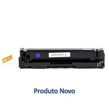 Toner HP CF401A | HP 201A LaserJet Pro Ciano Compatível para 1.400 páginas
