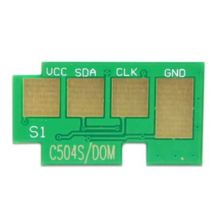 Chip de Toner Samsung CLP-415 | CLX-4195FW | CLT-C504S Ciano