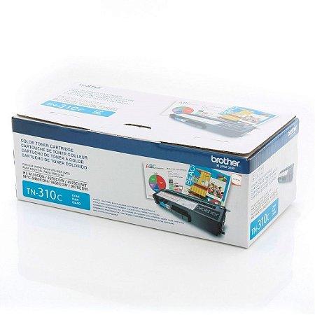 Toner Brother MFC-9460CDN | MFC-9970CDW | TN-310C Ciano Original