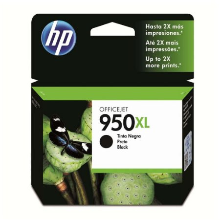 Cartucho HP 8100 | HP 950XL | HP 276dw Preto Original