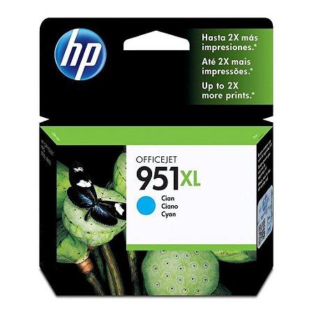 Cartucho HP 8610 | HP 951XL | HP 8630 Ciano Original
