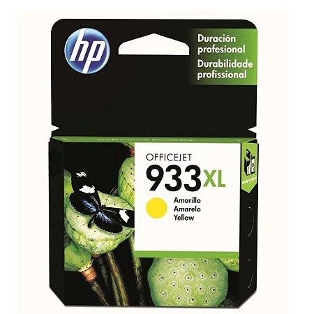 Cartucho HP 7610 | HP 6100 | HP 933XL Amarelo Original