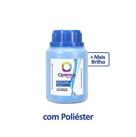 Refil de Toner Brother MFC-9010CN | MFC-9120CN | TN-210C Ciano 50g