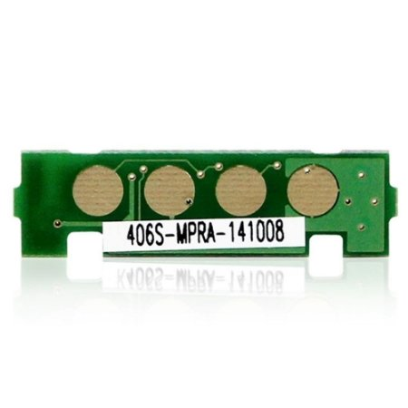 Chip para Toner Samsung SL-C410W | SL-C460FW| CLT-C406S Ciano 1K
