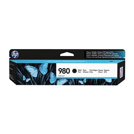 Cartucho HP X585 | HP 980 | D8J10A Preto Original