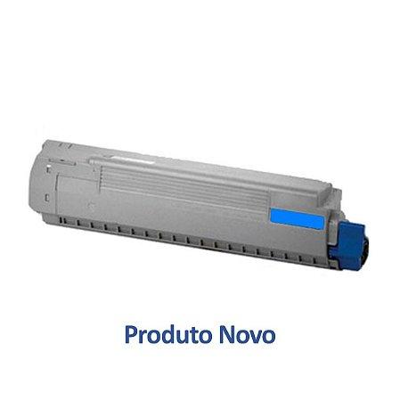 Toner Okidata C810   C830cdtn   44059111 Ciano Compatível