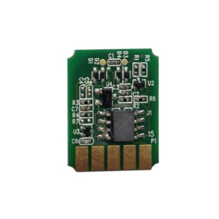 Chip para Toner Okidata C830   C810   44059112 Preto 8K