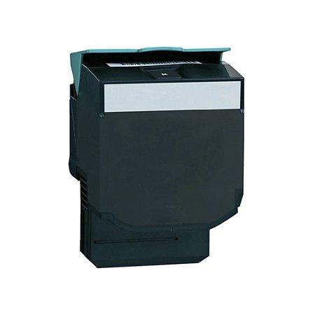 Toner Lexmark C544   C543   X544dw   C540H1KG Preto Compatível