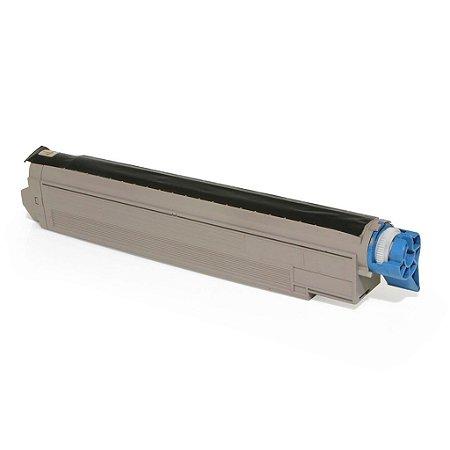 Toner para Okidata C910n | 44036043 Ciano Compatível