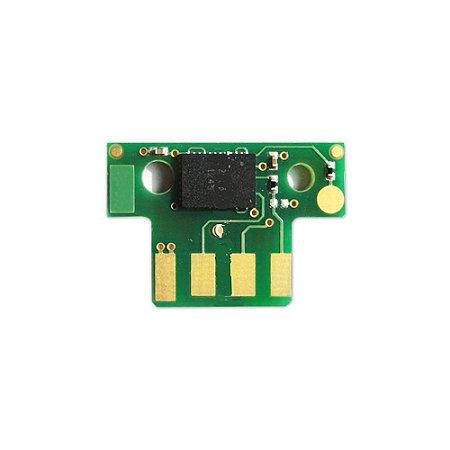 Chip para Toner Lexmark CS510de | CS410dtn | 70C8HC0 Ciano 3K