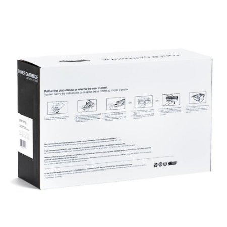 Toner para HP CF281X | M605dn | M605 | M605n | 81X Compatível