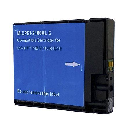 Cartucho para Canon MB5310 | PGI-2100 XL Ciano Compatível 25ml