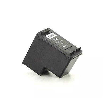 Cartucho para HP 664XL | 3636 | 2136 | F6V31AB Preto Compatível