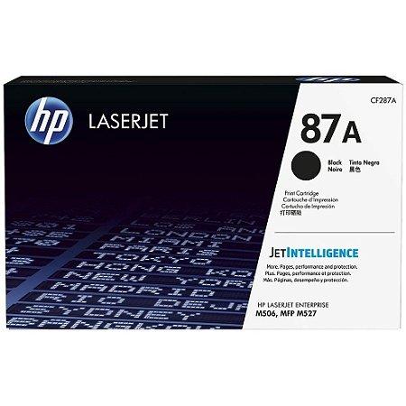 Toner HP M506n | M527z | CF287A | 87A LaserJet Original