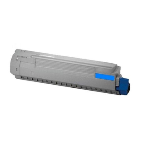 Toner para Okidata C831n | C841dn | 44844511 Ciano Compatível