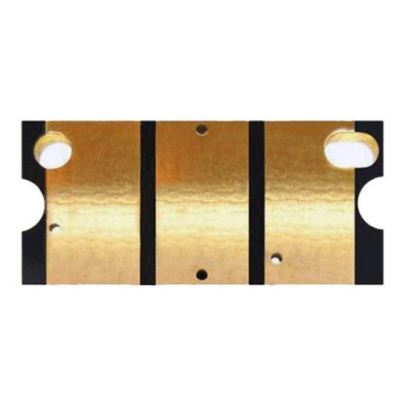 Chip para Toner Okidata MC160n | 44250709 Amarelo 2.5K
