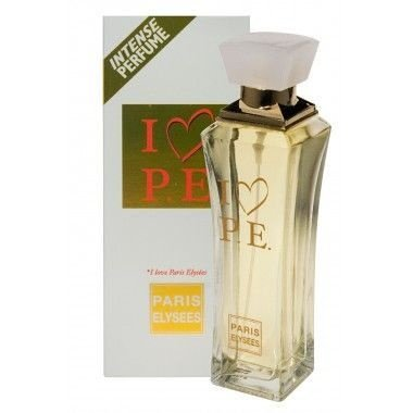 6ee0bbee7 comprar perfumes Paris Elysees I Love P.E. Feminino Eau de Toilette