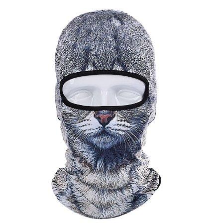 touca biker gato