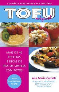 livro Tofu Mágico