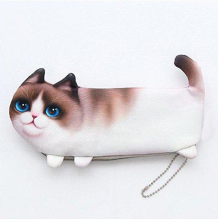 estojo cat lovers liglig