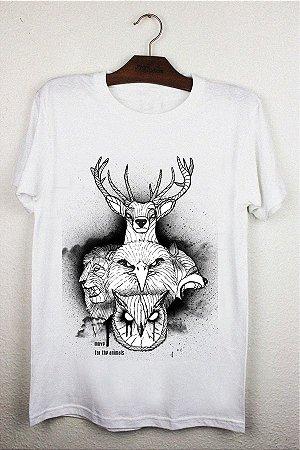camiseta por coelho nullo