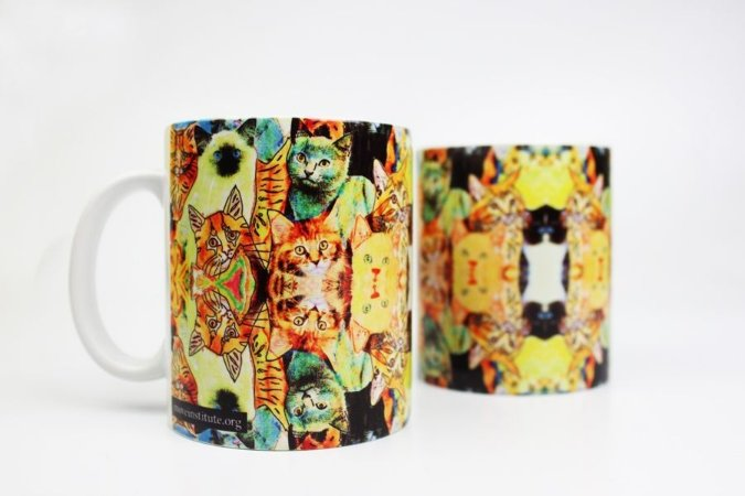 caneca cat lovers