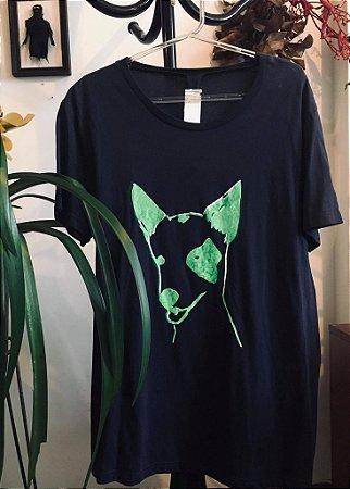 camiseta cão marinho tam G