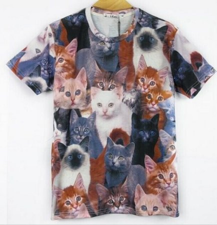 camiseta cat lovers