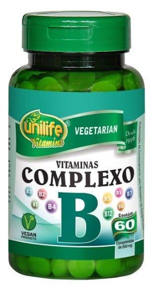 Vitaminas complexo B
