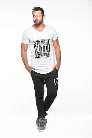 T-SHIRT SLIM STRAIGHT