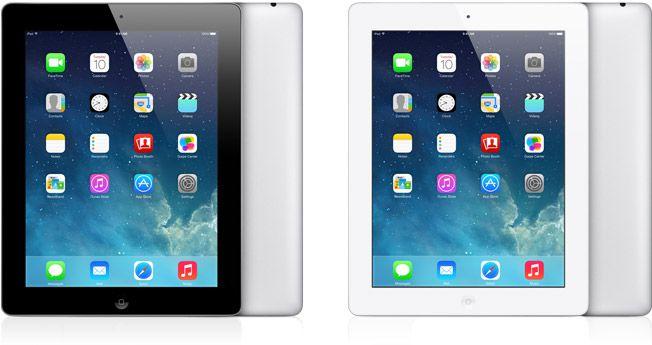 Apple iPad 4 - 16GB - WiFi - Seminovo