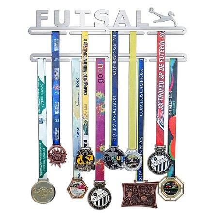 Porta Medalhas Futsal Feminino