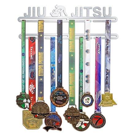 Porta Medalhas Jiu Jitsu Feminino