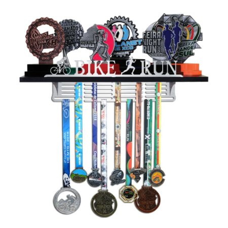 Porta Troféus e Medalhas Duatlo Feminino