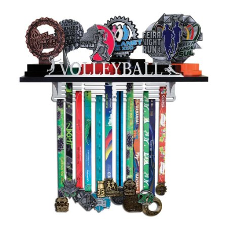 Porta Troféus e Medalhas Vôlei Feminino