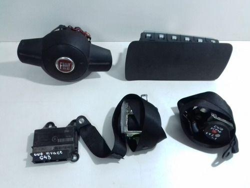Kit Airbag Fiat Uno Vivace 1.0 8v 2015