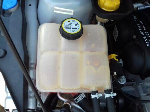 Reservatório De Agua Radiador Ford Focus 1.6 2011