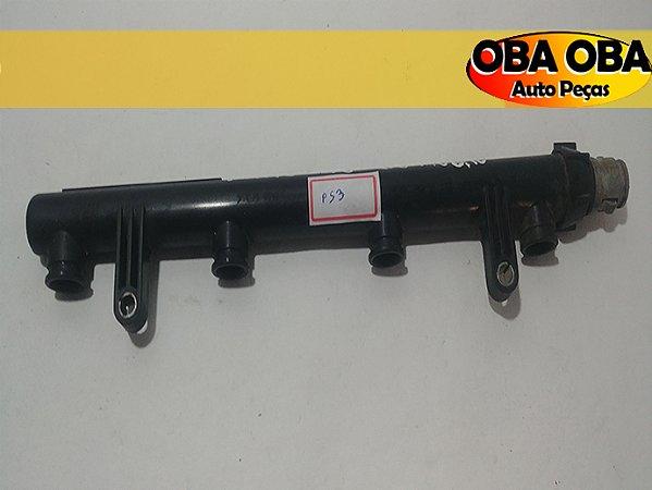 Flauta Bico Injetor Fiat Palio Punto Duologic 1.8 25365492A