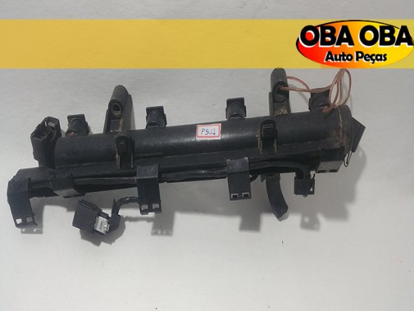 Flauta Bico Injetor Gol G5 G6 Polo Fox 1.0 Power / 133319