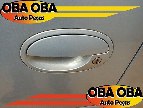 Maçaneta Externa Dianteira Esquerda Chevrolet Meriva 1.8 Gasolina 2002/2003