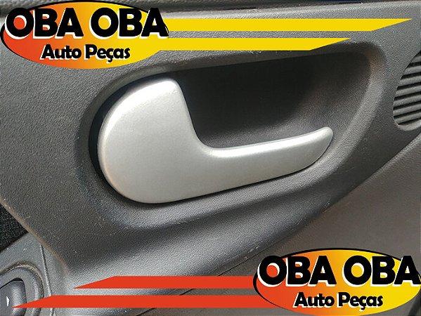 Maçaneta Interna Traseira Esquerda Chevrolet Meriva 1.8 Gasolina 2002/2003