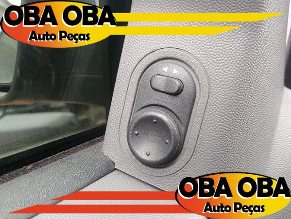 Comando do Retrovisor Chevrolet Meriva 1.8 Gasolina 2002/2003