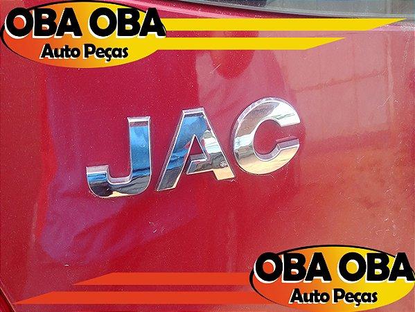 Emblema da Tampa (JAC) Jac J2 1.4 Gasolina 2013/2013