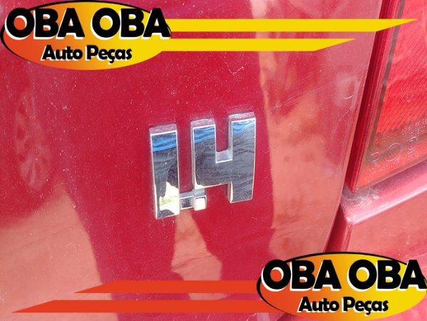 Emblema Do Paralama (1.4) Jac J2 1.4 Gasolina 2013/2013