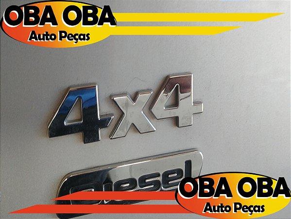 Emblema do Paralama (4x4) Fiat Toro Volcano Tração 4x4 Diesel 2.0 2016/2017