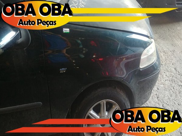 Paralama Direito Palio Weekend 1.6 16v Gasolina 2000/2001