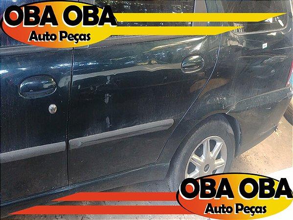 Porta Traseira Esquerda Palio Weekend 1.6 16v Gasolina 2000/2001