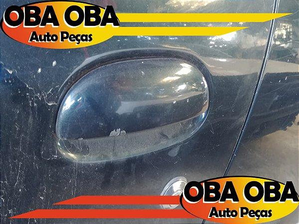 Maçaneta Externa Dianteira Esquerda Palio Weekend 1.6 16v Gasolina 2000/2001
