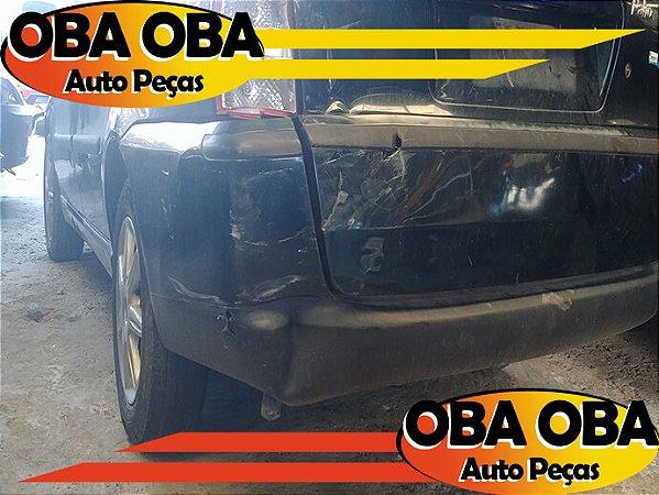 Parachoque Traseira Palio Weekend 1.6 16v Gasolina 2000/2001