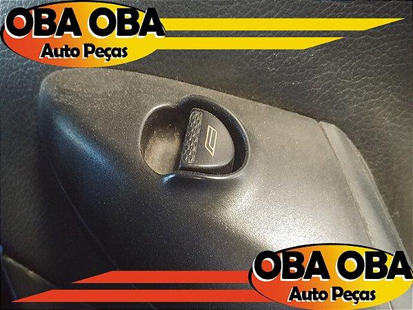 Botão De Vidro Traseira Direita Palio Weekend 1.6 16v Gasolina 2000/2001
